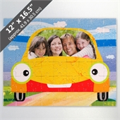Make Own Kid's Jigsaw Puzzle