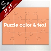 Make Your Own 10x8 Inch Magnet Puzzle