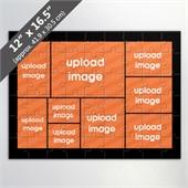 Custom 9-Picture Photo Collage Puzzle