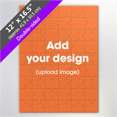Make Own Double-Sided Puzzle for Puzzle Business