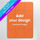 Two-Sided Custom Puzzle for Corporate Gift