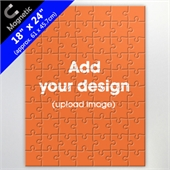 Custom Magnetic Puzzle 70 Or 500 Piece For Puzzle Designer