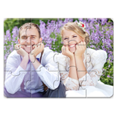 Lenticular Wedding Animation Puzzle