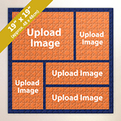 Create Own 500-Piece Custom Puzzle five collage 19