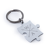 Custom Key Ring Puzzle
