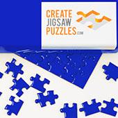 Blue Perplex Puzzle