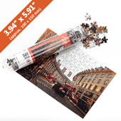 Custom Tube Puzzle 150 Pieces