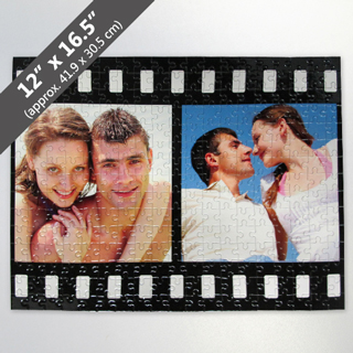 Create Own Wedding Photo Puzzle