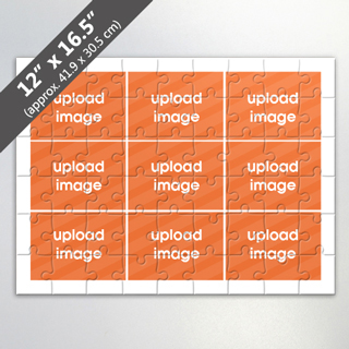 Create Own 6-Image Jigsaw Puzzle