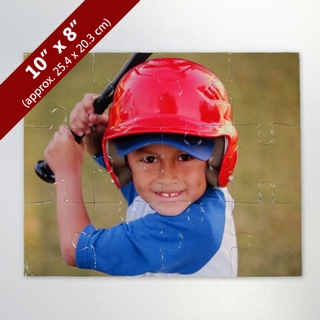 Custom 12-Piece Photo Puzzle