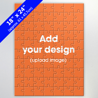 Design Own 24 x 18 Inch Puzzle for Retail