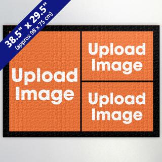 Black Three Collage    29.53x38.58 Inch