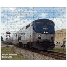 Amtrak-BensonNC