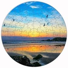 Round Puzzles