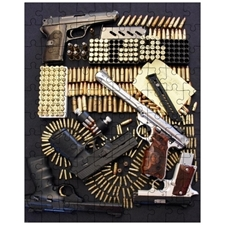 Pistols and Rounds puzzle