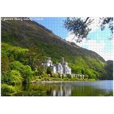 Kylemore Abbey Galway Ireland