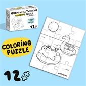 Puzzle Crayon