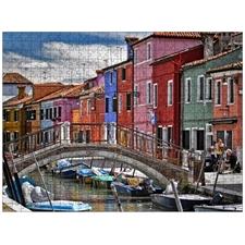 Burano Italy Puzzle 18x24