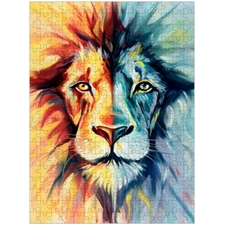 Lion of Judah (285 pcs)