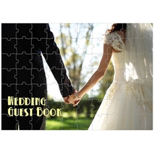 Guest Book Puzzles