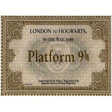 Harry Potter Golden Ticket