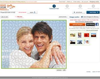 Custom Jigsaw Puzzles Photo Printing Manufacturer